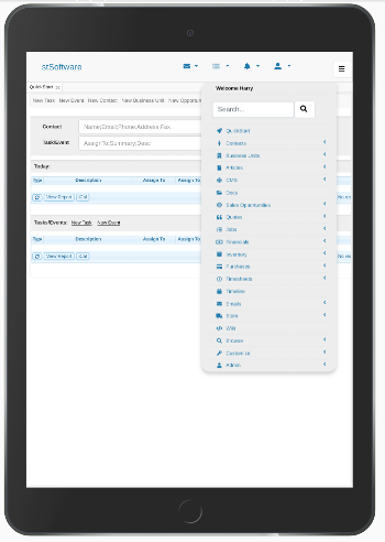 Updates for Tablet Devices