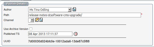 clean URLs