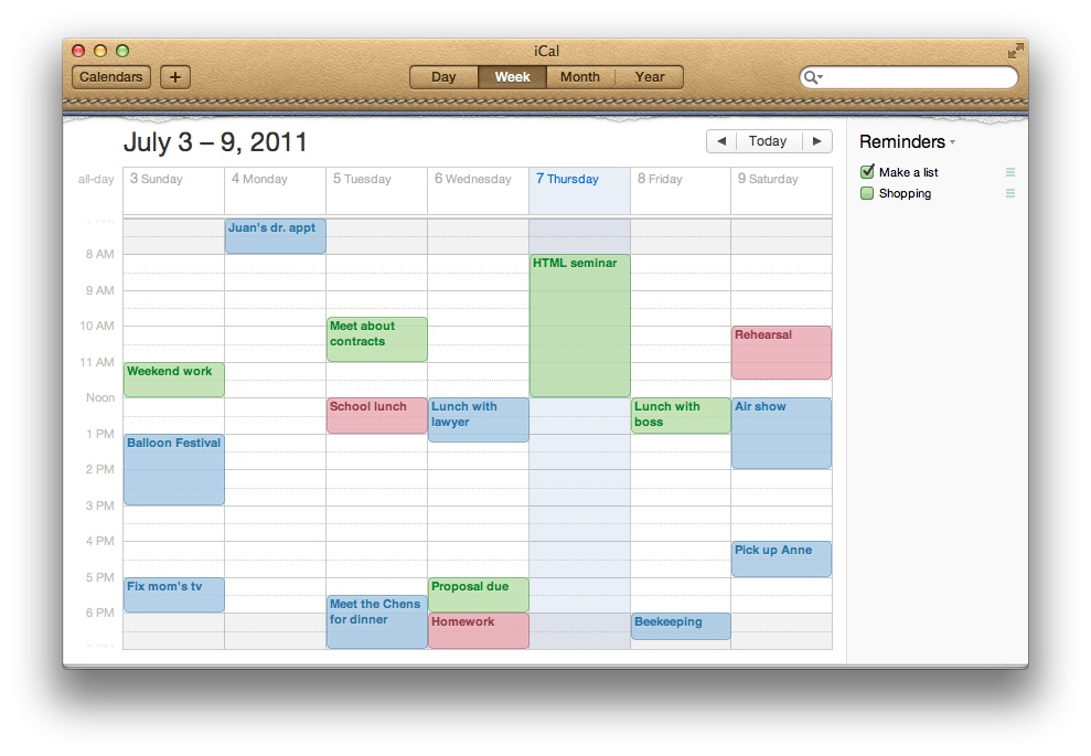 Calendar Design Software For Mac : How to link my jobtrack calendar with on